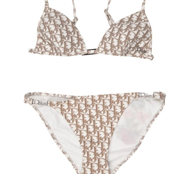 Dior Other - Dior Vintage Monogram Bikini
